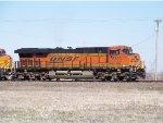 BNSF ES44C4 6750