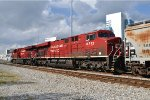 CP 8712 on NS 61R