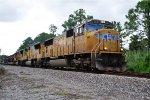 UP 4697 on CSX Q458