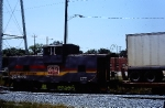 SCL 01173 Caboose