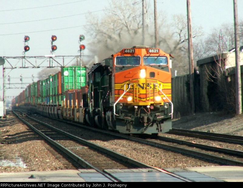 BNSF 4621