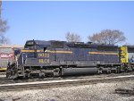 HLCX 9023 On CSX J 781 South Out Of New River Yd