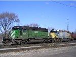 HLCX 8170 On CSX J 781