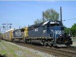 HLCX 8177 On CSX Q 231 Eastbound