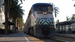 Coaster F59PHI # 3001 rests in San Diego