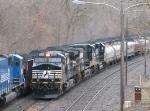NS manifest freight 14G