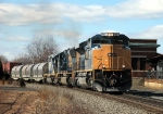 CSX Q418 with an ACe