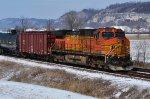 BNSF 4025 (DPU)