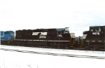 NS SD45-2 1701 w/Horse Head logo