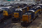 The Old  The New and The Newest Locomotives