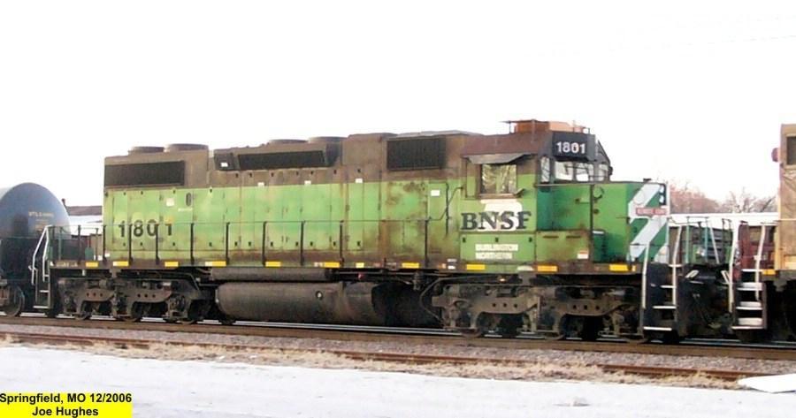 BNSF 1801