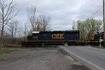 CSXT 8848 on CSX X029