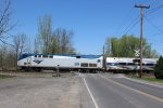 """Another Shot of Amtrak 63 """"Maple Leaf"""""""