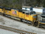UP 4971 (SD70M)