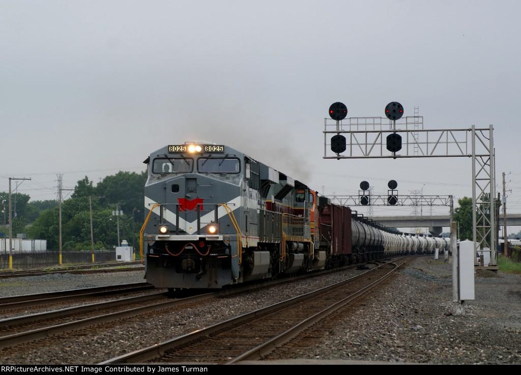NS 8025