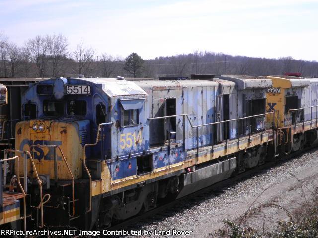 CSXT 5514