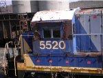 CSXT 5520