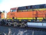 BNSF AC4400CW 5631