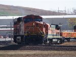 BNSF ES44DC 7455