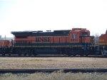 BNSF B40-8W 8630