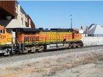 BNSF C44-9W 5444
