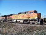 BNSF C44-9W 4797