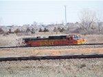 BNSF C44-9W 4644