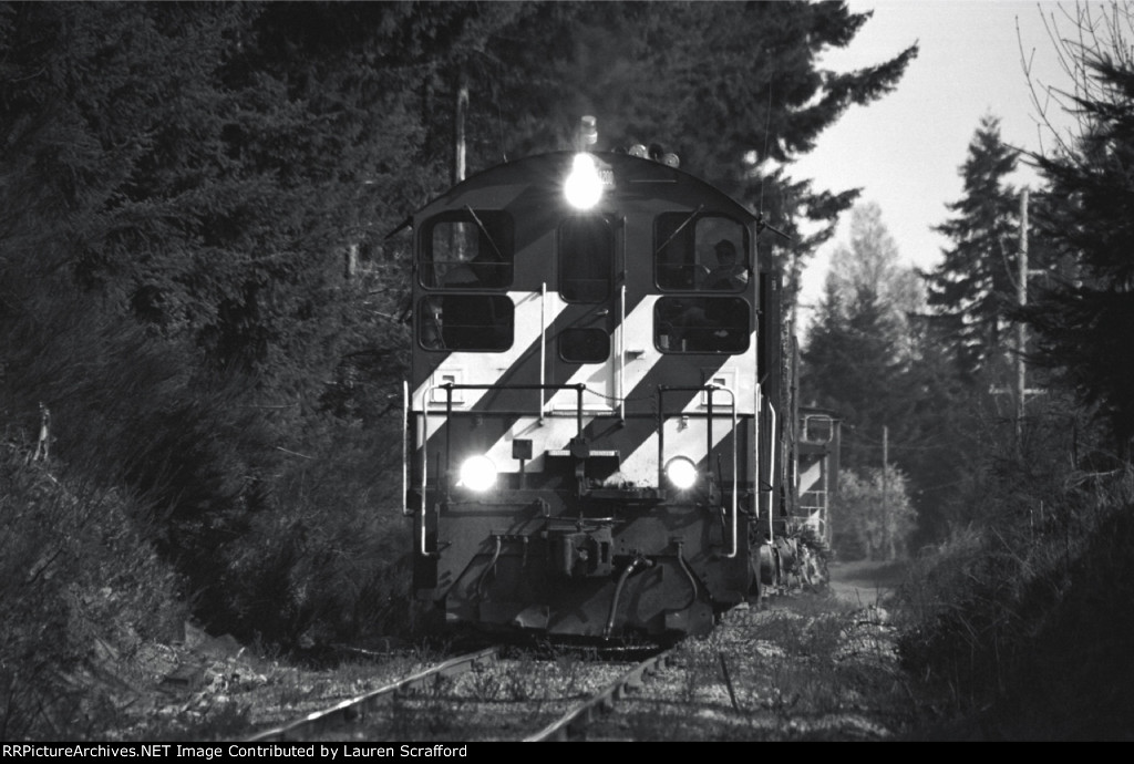 Simpson Railroad 1200