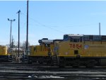 UP 1585 YES I know its a SD40N