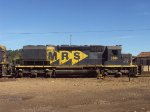 Lateral da SD40-3MP 5307