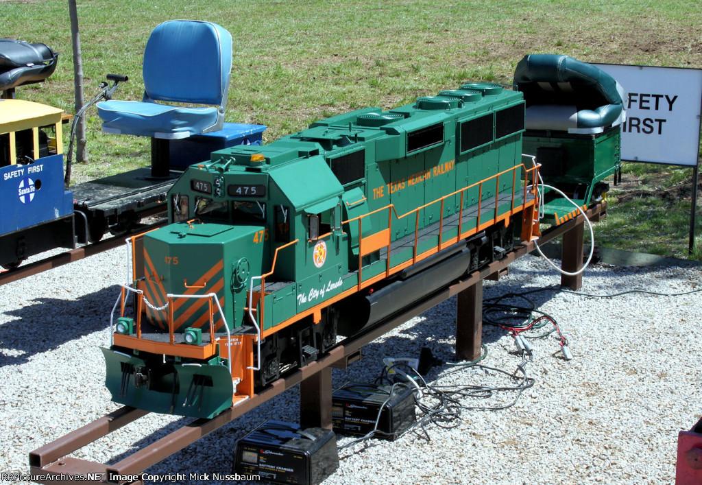 Texas Mexican Railroad #475