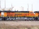 BNSF ES44C4 7101