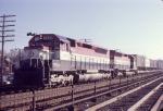 EL 3638 & 3632 - Bicentennial Livery