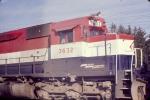 EL 3632 - Bicentennial Livery
