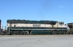 BNSF 9802