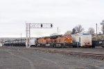 BNSF 3800
