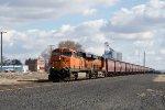 BNSF 6208 west