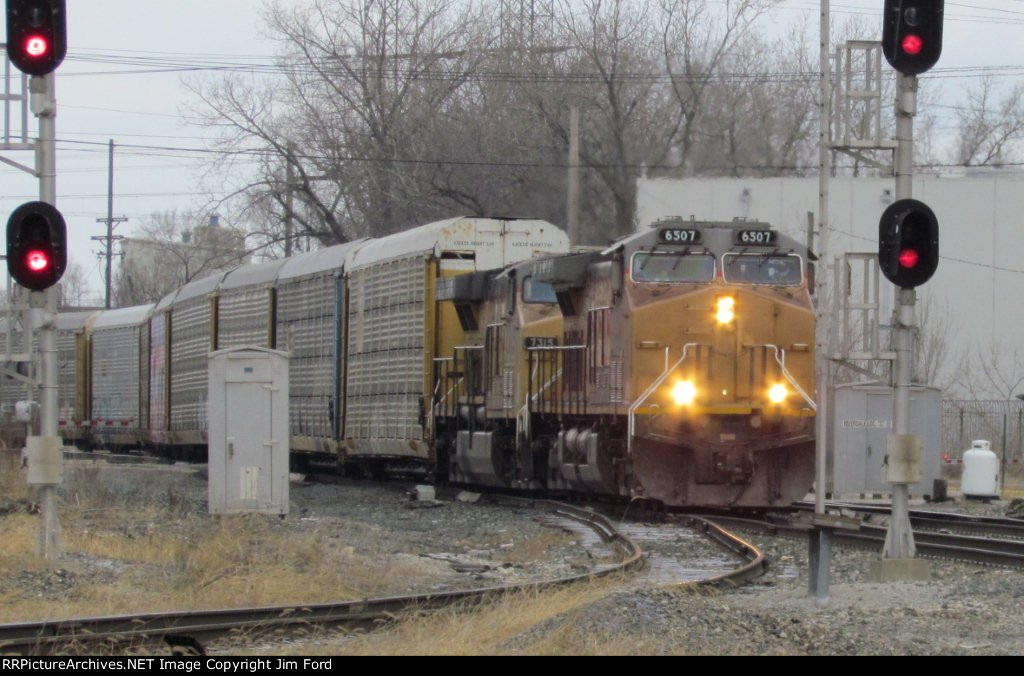 UP 6507