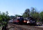 10:27, MN 8820 and the Sim Train