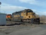BNSF 6881 SD40-2