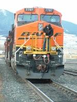BNSF 7797 ES44DC