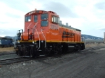BNSF 3704 MP15 all finished