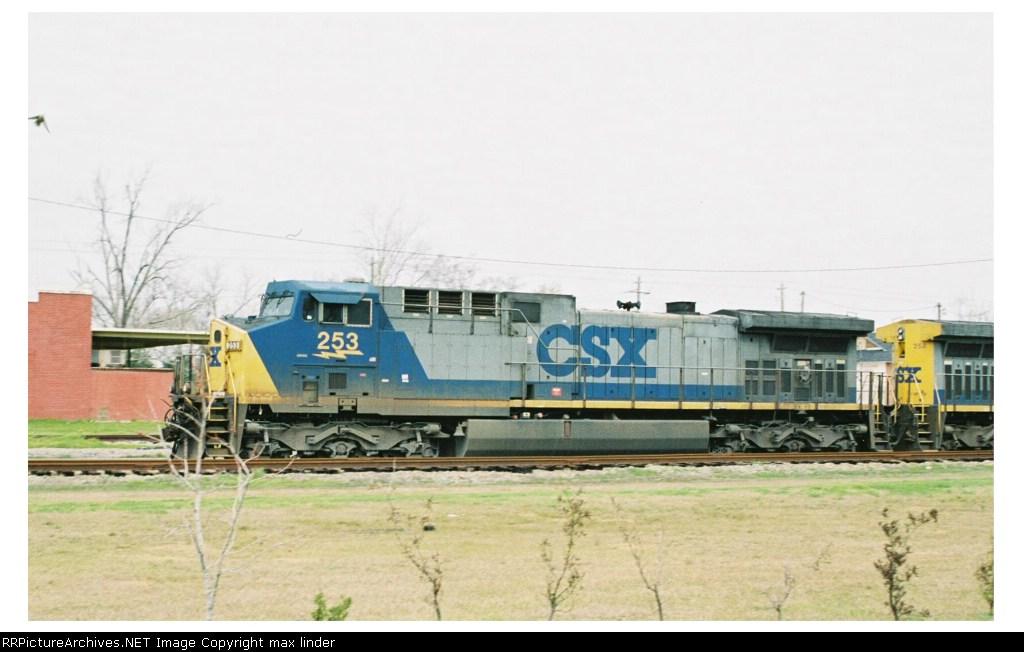CSX 253