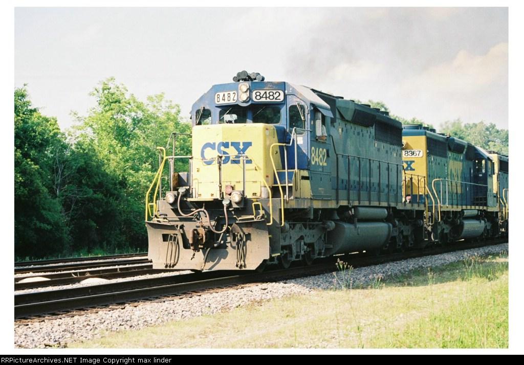CSX 8482