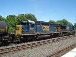 CSXT 8447 on CSX S382