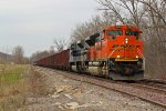 BNSF 9218 Slows for a Form A.