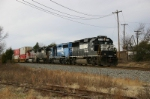NS 214 with a hodge-podge of power