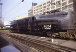 NJT 4884 - 4884? Does this constitute a Big Boy?