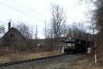 Classified Real Estate listing:  Fixer-upper in Hoosick, NY - Ideal location for a railroad fan.