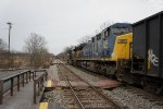 CSX 762 & CSX 394